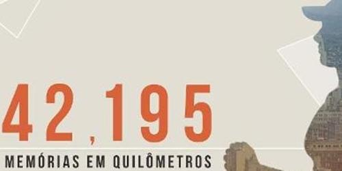 42,195 Memórias em quilômetros