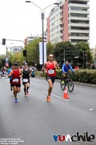 Maratona Santiago 2016