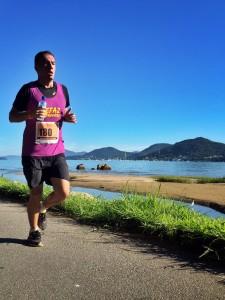Prova segue com sua essência de passar pelos mais belos pontos de Florianópolis - Foto: Gabriel Heusi/Eco Floripa